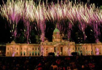 Ano Novo na Alemanha – um humor colorido extravaganza