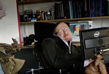 choroba Stephena Hawkinga. Historia choroby Stephen Hawking