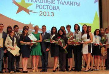 Instytucje państwowe Rostov. Rostów nad Donem: instytucji z adresami