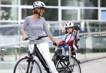 Sièges enfant vélo: Critères de sélection