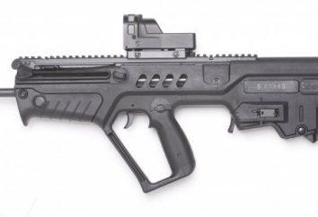 Fusil d'assaut « Fort 221 »: un produit commun des armuriers israéliens et ukrainiens