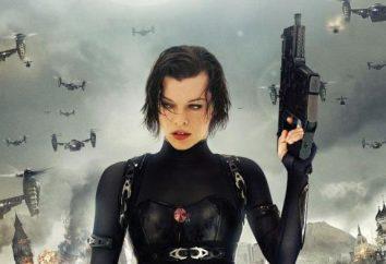 """Grając w polu karnym. """"Resident Evil: Retribution"""": aktorzy, role i działka"""