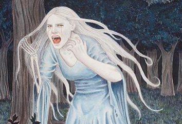 Banshee – qui êtes-vous? mythologie irlandaise