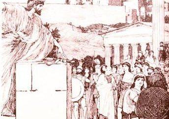 El surgimiento de la democracia en Atenas. Las reformas de Solón y Clístenes