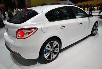 Nowy koreański producent samochodów – Chevrolet Cruze hatchback