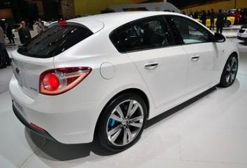 Nuevo fabricante coreano – Chevrolet Cruze hatchback
