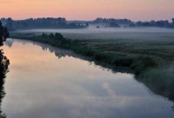 Kirzhach – der Fluss in der Region Vladimir