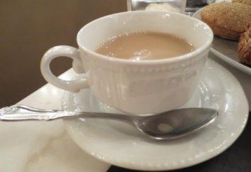 Herbata z mlekiem – szkód i świadczeń w tym samym czasie