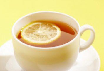 Chá com limão: os benefícios e malefícios. É possível que mulheres grávidas e lactantes chá com limão? delicioso chá – receita