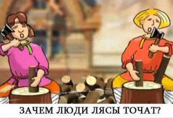 """La expresión """"afilar buñuelos"""": es decir, el origen"""