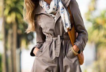 Come legare una sciarpa sul cappotto: alcuni semplici suggerimenti