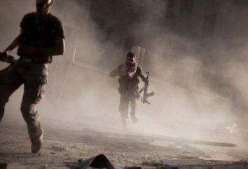 Conflito, mudar o mundo: combate multi-nível na Síria