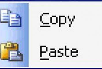 Copy-Paste: was es ist und wie es zu benutzen