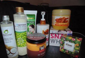 Lo cosméticos para traer de vuelta desde Tailandia: carta de referencia. cosméticos tailandés