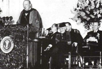 discurso Fulton marcou o início da Guerra Fria