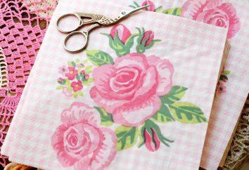 Artykuły wykonane z tkaniny. Tworzyć piękne rzeczy od najprostszych materiałów