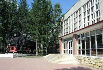 Ural Railway Szkoła Techniczna w Jekaterynburgu