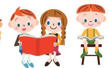 Características a un alumno de kindergarten: preparación de la muestra y los principios