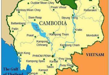 Kambodża Waluta: historia, procedura wymiany, zdjęcie