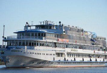 """""""Fedor Panferov"""" (Motorschiff): Fotos und Bewertungen von Touristen. Kreuzfahrten entlang der Wolga aus Kazan"""