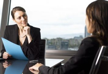 Um exemplo de como a entrevista de emprego