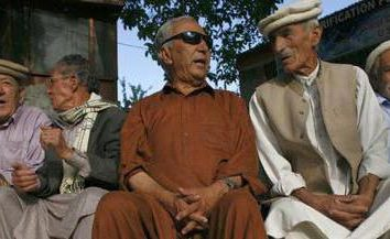 La gente de Hunza – centenarios. Estilo de vida y nutrición personas Hunza
