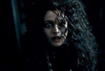 """Bellatrix Lestrange – postać z """"Harry'ego Pottera"""""""