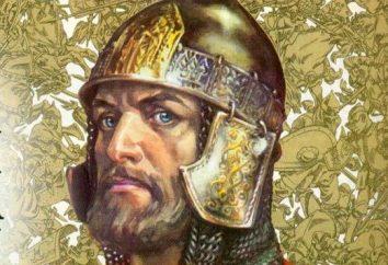 Caratteristiche di Aleksandra Nevskogo: una breve biografia