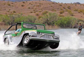 Anfibio veicolo – un servo dei militari e civili