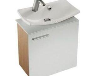 Waschbecken Beheizt zu geben, mit ihren eigenen Händen