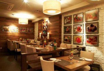 Włoska restauracja w Moskwie, w rankingu najlepiej
