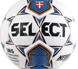 Palla Select: per amatori e professionisti