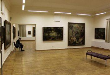 Ekaterimburgo Museos: descripción, comentarios, precio. Ekaterinburg Museo de Bellas Artes