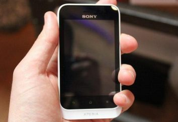 Sony Xperia Tipo: spécifications techniques, instructions, configuration, avis, photos