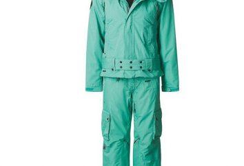 prendas de esquí para las mujeres: la elección para todos los gustos