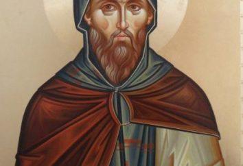 San Kirill Aleksandriysky. L'icona di San Cirillo