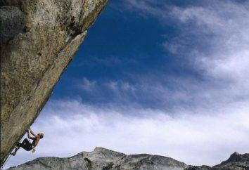Okazuje się, że wspinaczka pomaga pokonać strach przed porażką