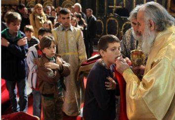 Come prepararsi per il sacramento? Circa l'interno ed esterno