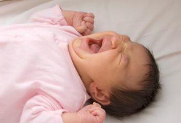 Dlaczego dziecko pochyla się: a może on jest chory?