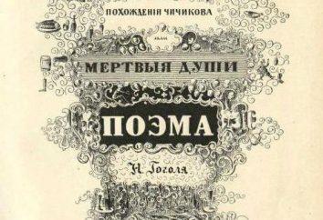 """La imagen de Rusia en el poema """"Las almas muertas"""" (brevemente)"""