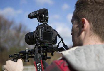 Szybkie strzelanie – szybki. Film wideo lub fotografowania z częstotliwością od 32 do 200 klatek na sekundę. Profesjonalne videography