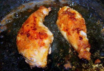 Conejo frito en una sartén: las recetas más deliciosas