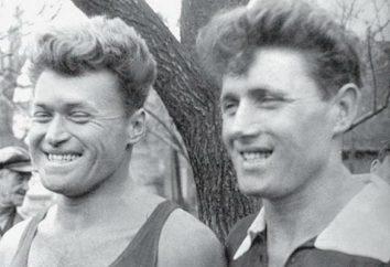 Znamensky – Serafim Ivanovich e Georgy. Biografia, successi nello sport. Persone-Leggenda