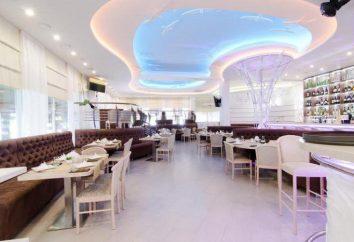 """Szanowna restauracja """"Seagull"""" w Tyumen"""