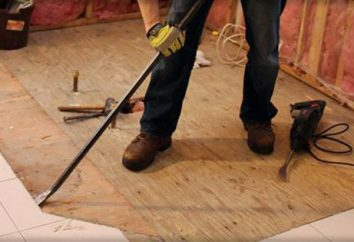 Jak usunąć płytek z podłogi: Krok po kroku