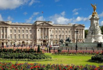 Geschichte des Buckingham Palace