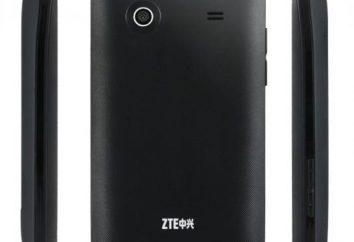 ZTE V790: przegląd, specyfikacje, firmware i opinie właścicieli