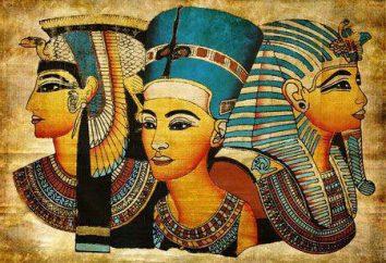 A história antiga do Egito. Cultura, faraós, pirâmides