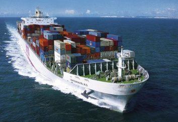 Der internationale Seeverkehr und Rechtsstaatlichkeit