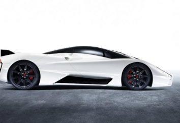 Das stärkste Auto der Welt in diesem Jahr
